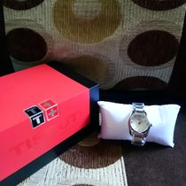 Tissot T-Wave Mother of Pearl Dial Ladies Watch