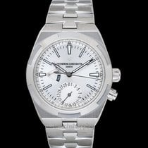 Vacheron Constantin Overseas Chronograph Steel 41mm Silver United States of America, California, San Mateo