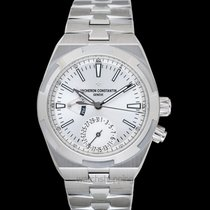 Vacheron Constantin Overseas Chronograph Steel 41.00mm Silver United States of America, California, San Mateo