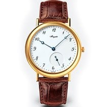 Breguet Yellow gold 40mm Automatic 5140BA/29/9W6 pre-owned