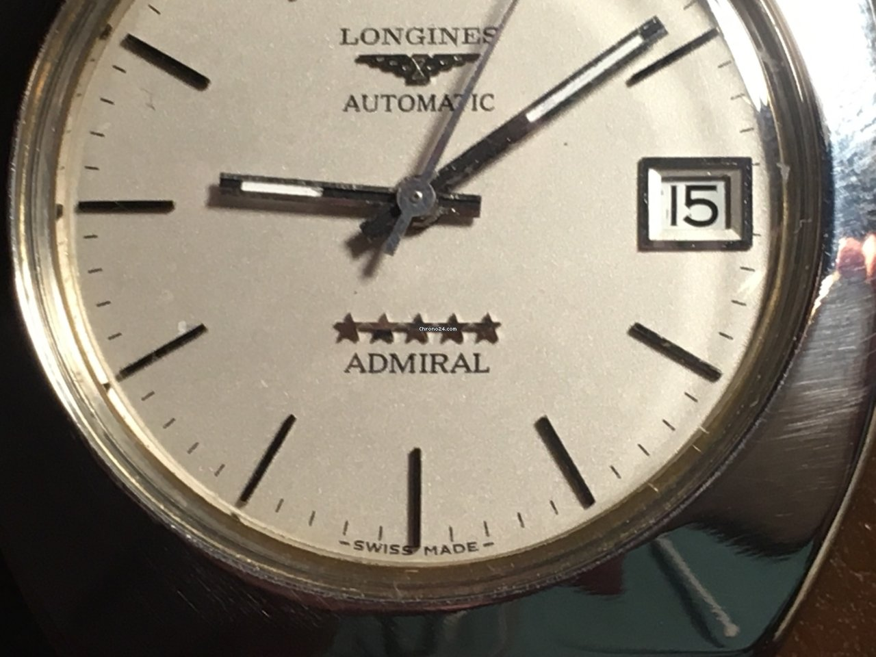 a7a0f355920 Longines Admiral for  454 for sale from a Private Seller on Chrono24