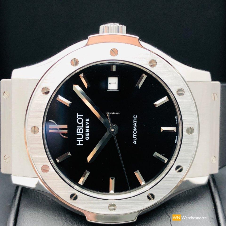 0499d5bd8bdf Relojes Hublot Classic Fusion 45