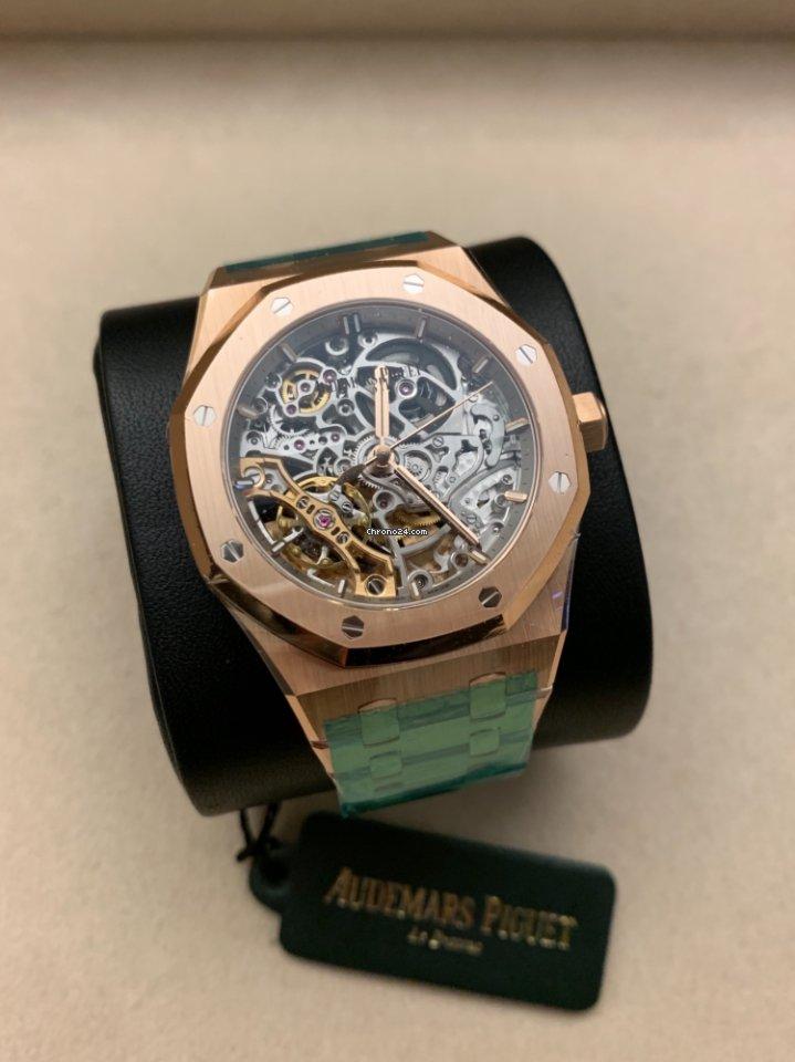ed8fd3846c1b Audemars Piguet Royal Oak - all prices for Audemars Piguet Royal Oak watches  on Chrono24