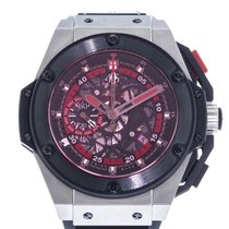 Hublot King Power Titanium 48mm Transparent United States of America, Georgia, Atlanta