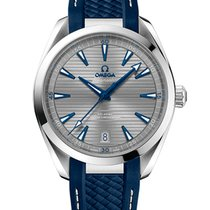 Omega Seamaster Aqua Terra Steel 41mm Grey