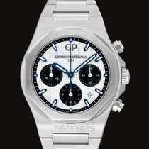 Girard Perregaux Steel 42.00mm Automatic 81020-11-131-11A new United States of America, California, San Mateo