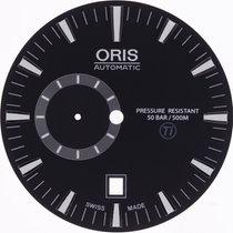 Oris Aquis Titan 34.1mm Black No numerals