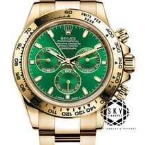 Rolex Daytona Yellow gold 40mm No numerals United States of America, New York, NEW YORK