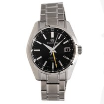 Seiko Grand Seiko Titanium 40mm Black No numerals United States of America, Pennsylvania, Bala Cynwyd