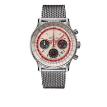 Breitling Navitimer 1 B01 Chronograph 43 Steel 43mm Silver United States of America, Florida, Boca Raton