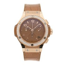 Hublot Big Bang Tutti Frutti Rose gold 41mm Arabic numerals