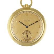 Juvenia Klokke brukt 1920 Gult gull 46mm Manuelt Kun klokken