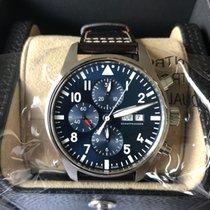 IWC Pilot Chronograph IW377714 2019 new