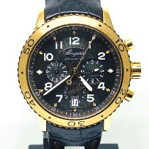 Breguet Type XX - XXI - XXII 3810BR 92 9ZU Very good Rose gold Automatic