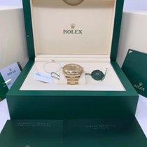 Rolex Day-Date 40 Gelbgold 40mm Champagnerfarben