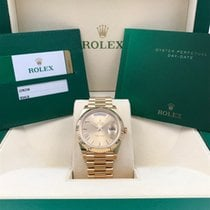 Rolex 228238 Or jaune 2018 Day-Date 40 40mm nouveau