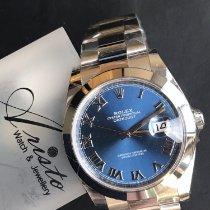 Rolex 126300-0001 Acier 2019 Datejust 41mm nouveau