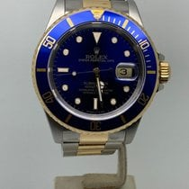 Rolex Submariner Date 16613 1991 pre-owned