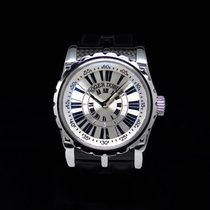 Roger Dubuis Steel Automatic 44mm pre-owned Sympathie