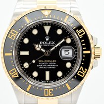 Rolex Sea-Dweller 126603 LC100 2019 neu
