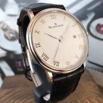 Blancpain Villeret Ultra-Slim new 2019 Automatic Watch with original box and original papers 6651-1127-55B