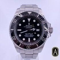 Rolex Sea-Dweller Deepsea Steel 44mm Black No numerals United States of America, California, Beverly Hills