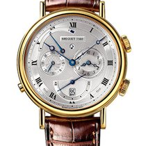 Breguet pre-owned Automatic Silver 3 ATM