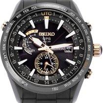 Seiko Astron GPS Solar pre-owned 47mm Titanium