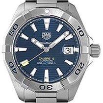TAG Heuer Aquaracer 300M Steel 40,50mm Blue No numerals