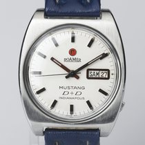 Roamer Steel 35mm Automatic 478-1120.601 pre-owned