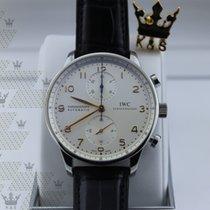 萬國 (IWC) IW371445 Portugieser Automatic Chronograph Mens Watch