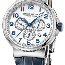 Ulysse Nardin Marine Chronograph new
