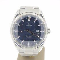 Omega Seamaster Aquaterra 41mm Quartz Blue Dial (BOX2015) MINT