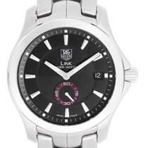 TAG Heuer Link Tiger Woods Limited Edition Stainless Steel