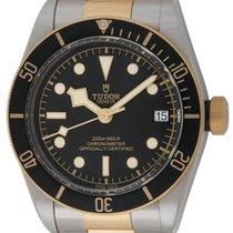 Tudor : Heritage Black Bay S&G :  79733N :  Stainless Steel &...