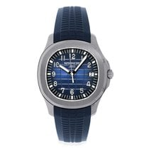 Patek Philippe Aquanaut 20th Anniversary 42mm White Gold Blue...