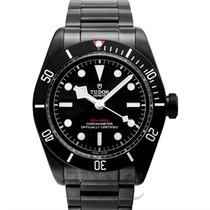 Tudor Heritage Black Bay Dark Black Steel 41mm - 79230DK