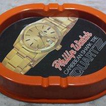 Philip Watch vintage ashtray advertising caribbean models...