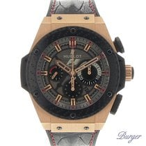 Hublot King Power 703.OM.6912.HR.FMC12 Mycket bra Roséguld 48mm Automatisk