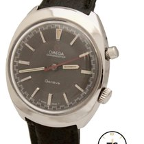 Omega ChronoStop 145.010 Genève SS 865 Hand Winding 68 Watch