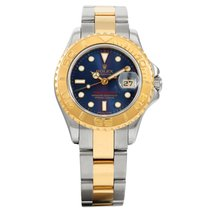 Rolex Yachtmaster Lady Gold/Steel 69623