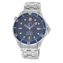 Omega Men's  Seamaster 2531.80 Chronometer Steel Date 41MM Au