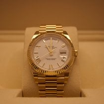 Rolex Day-Date 40 yellow gold 18 Ct 40 mm NEW 2018