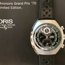 Oris Chronoris Grand Prix 70 Mens Limited Edition + Box