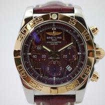 Breitling Chronomat 01- 44 mit Box und Papieren aus Deutschland
