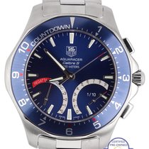TAG Heuer Aquaracer Calibre 5 Automatic 42mm Stainless Blue...