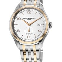 Baume & Mercier Clifton new Automatic Watch with original box 10140