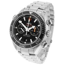 Omega Seamaster Planet Ocean Chronograph 232.30.46.51.01.003 2014 pre-owned