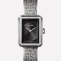 Chanel Women's watch Boy-Friend Quartz new Watch with original box and original papers