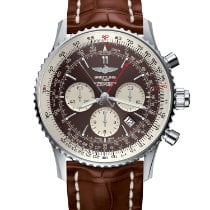 Breitling Navitimer Rattrapante Steel 45mm Bronze No numerals United States of America, Florida, Miami